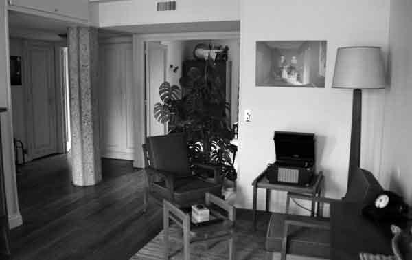 photo du havre en 1952 appartement t moin perret. Black Bedroom Furniture Sets. Home Design Ideas